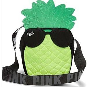 Victoria's Secret Pink Insulated Cooler Tote Bag